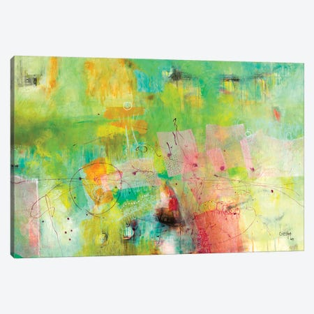 All Good Canvas Print #MRM2} by Maria Marta Crespo Canvas Print
