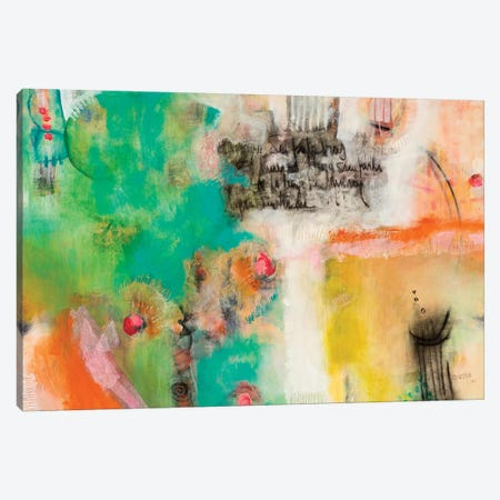 Arrive Without Leaving Canvas Print #MRM4} by Maria Marta Crespo Canvas Wall Art