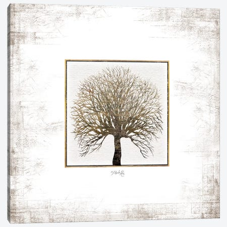 Tree Squared Canvas Print #MRR117} by Marla Rae Canvas Artwork