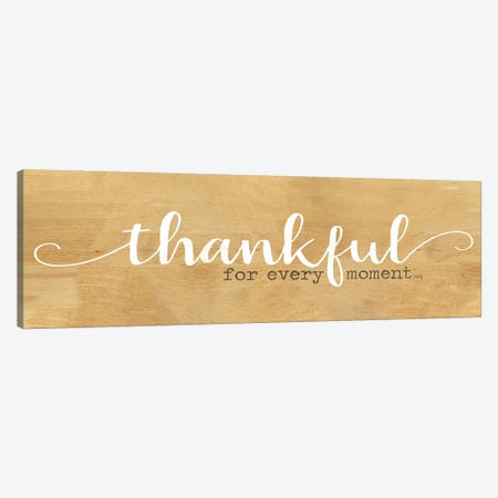 Thankful Canvas Print #MRR168} by Marla Rae Canvas Art