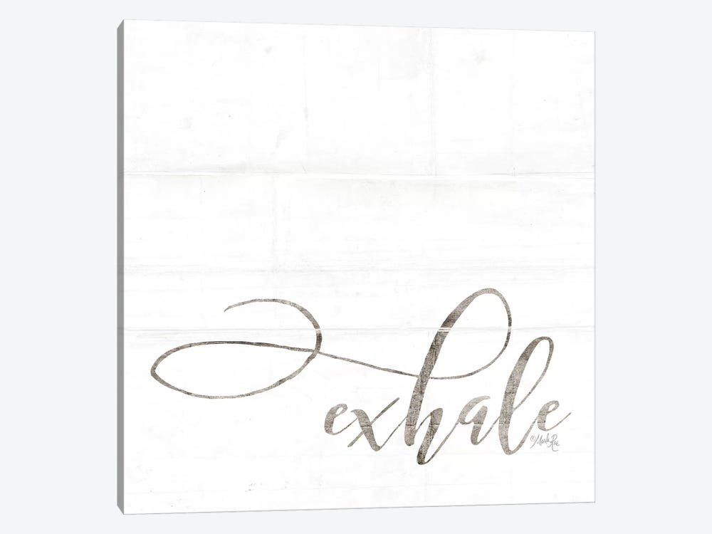 Exhale by Marla Rae 1-piece Art Print