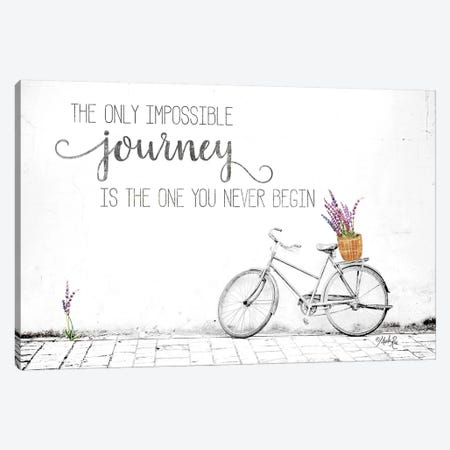 Impossible Journey Canvas Print #MRR188} by Marla Rae Canvas Artwork