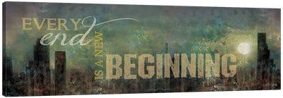 A New Beginning Canvas Art Print