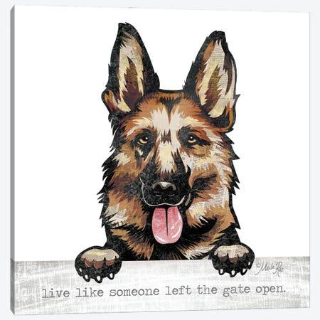 Live Like… Canvas Print #MRR231} by Marla Rae Canvas Artwork