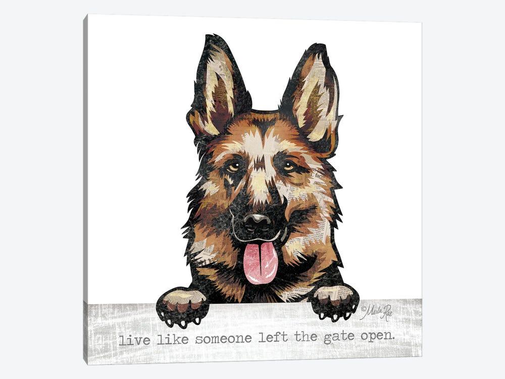 Live Like… by Marla Rae 1-piece Canvas Artwork