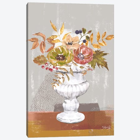 Fall Floral II Canvas Print #MRR262} by Marla Rae Canvas Art Print