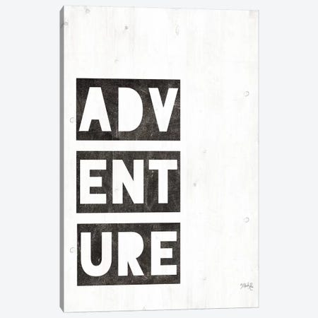 Adventure Canvas Print #MRR4} by Marla Rae Canvas Artwork