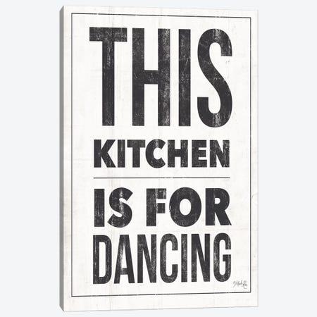 This Kitchen Canvas Print #MRR58} by Marla Rae Art Print