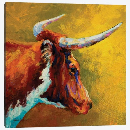 A Couple Of Pointers 3-Piece Canvas #MRS1} by Marion Rose Canvas Artwork