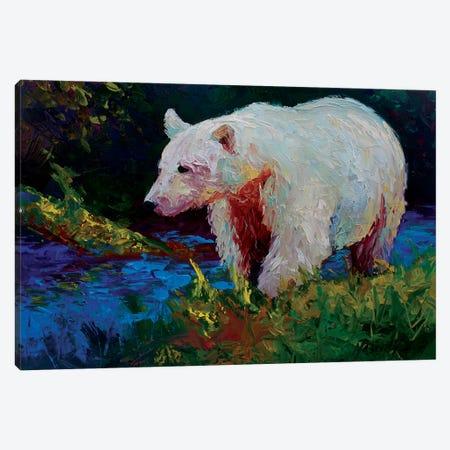 Capture The Spirit Canvas Print #MRS28} by Marion Rose Art Print