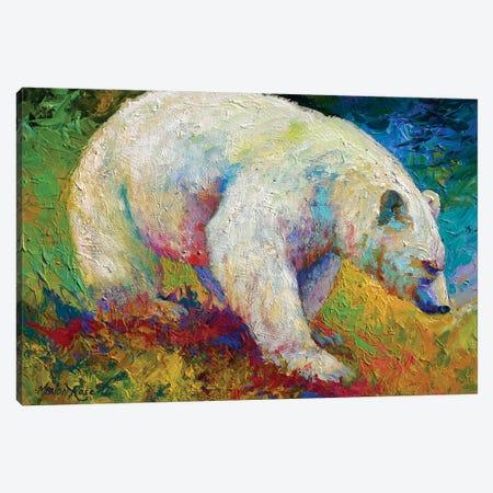 Creamy Vanilla Canvas Print #MRS36} by Marion Rose Canvas Art Print