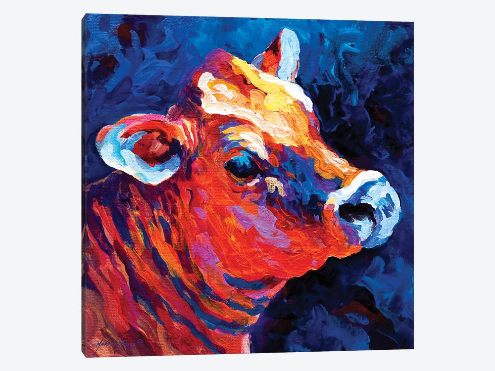 Jersey girl by Marion Rose 1-piece Canvas Artwork