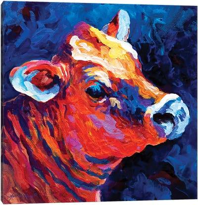 Jersey girl Canvas Art Print