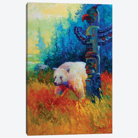 Kindred Spirits Canvas Print #MRS54} by Marion Rose Art Print