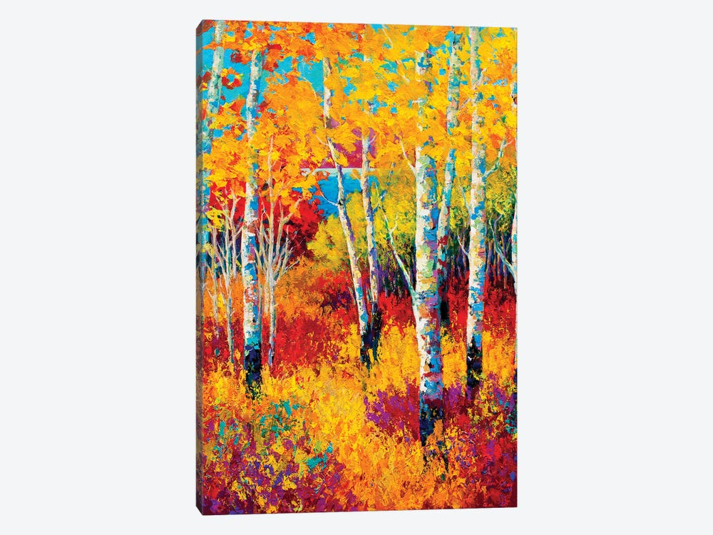 Autumn Dreams by Marion Rose 1-piece Canvas Art Print