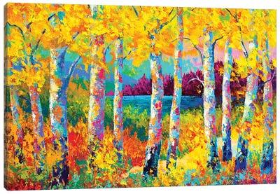 Autumn Jewels Canvas Art Print