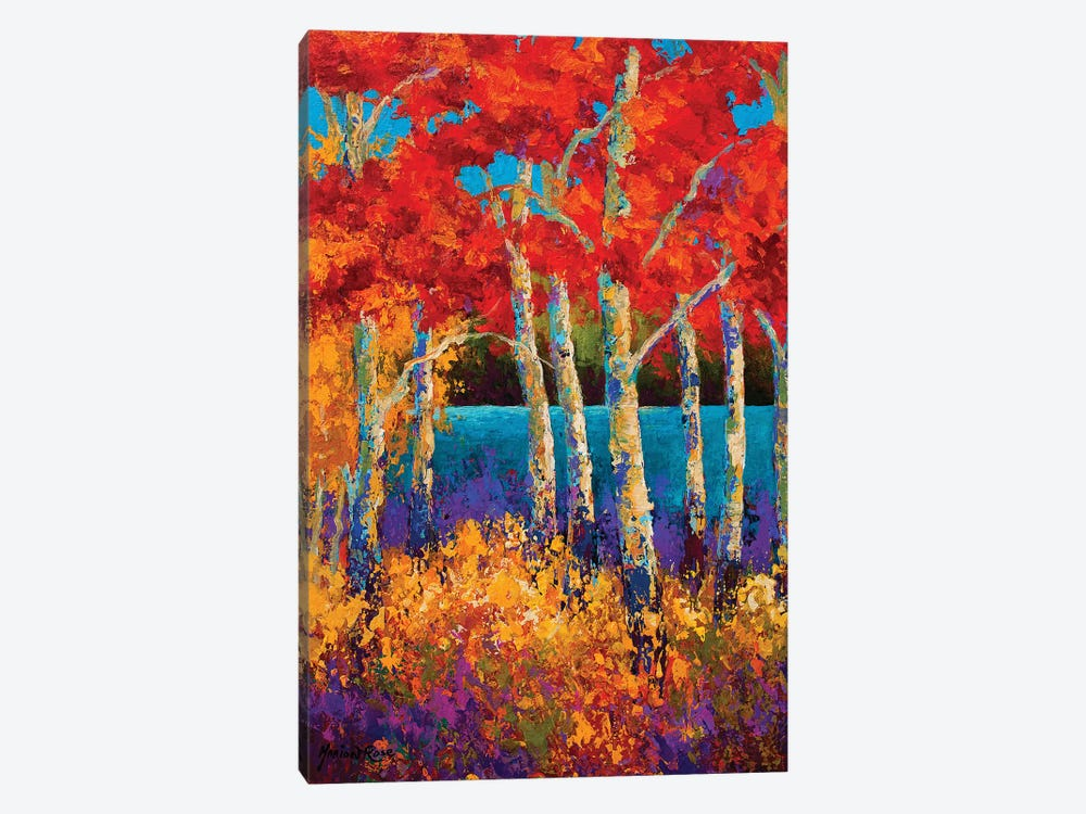 Summer's End by Marion Rose 1-piece Art Print