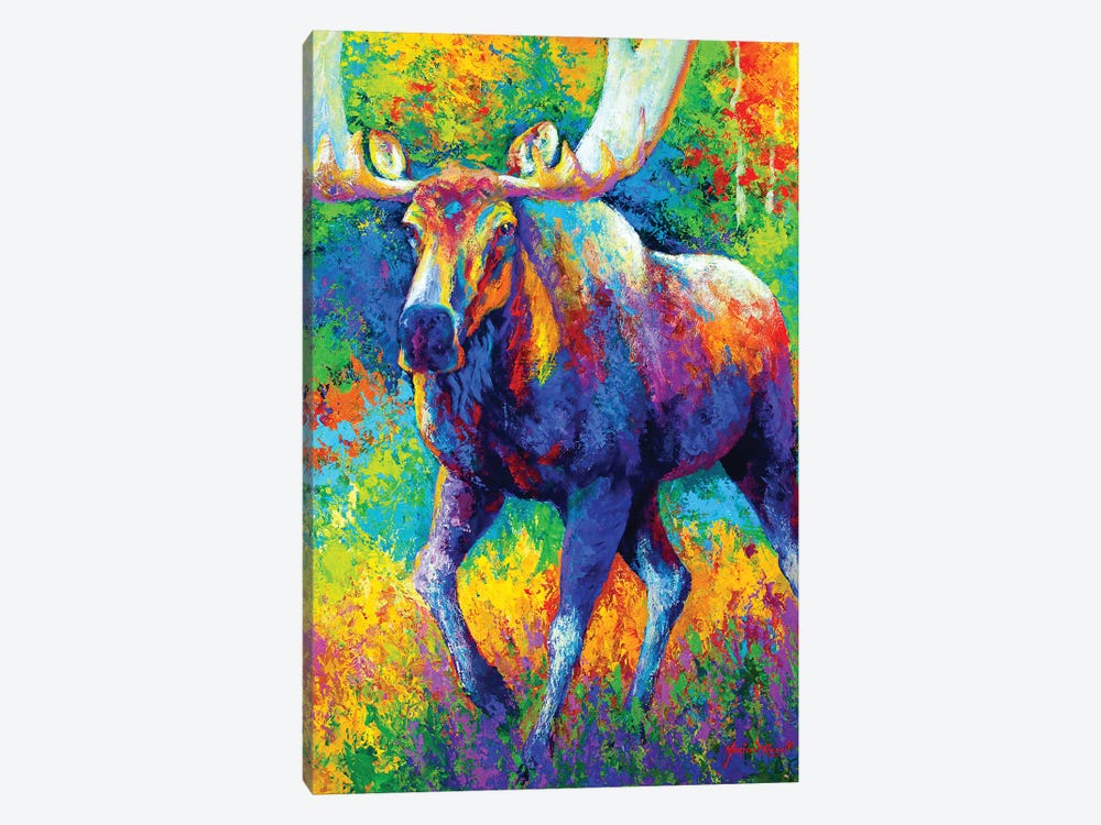 The Urge To Merge by Marion Rose 1-piece Canvas Art