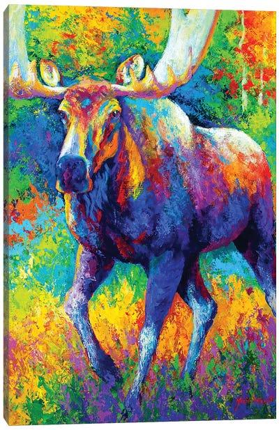 The Urge To Merge Canvas Art Print