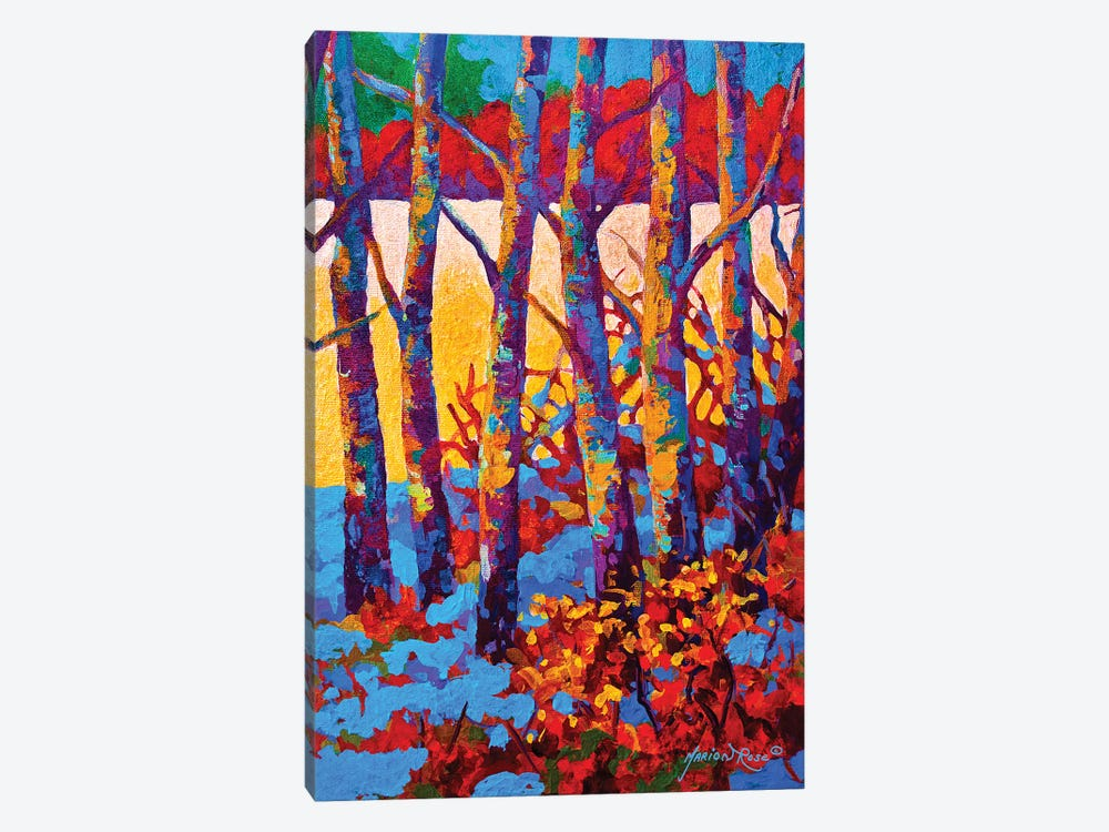 Winter's Promise by Marion Rose 1-piece Canvas Art Print