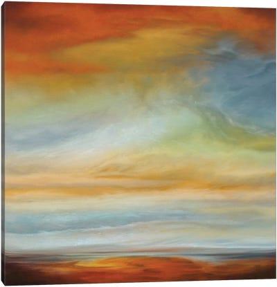 Earth And Sky II Canvas Art Print