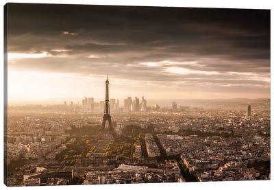 Paris Magnificence Canvas Art Print
