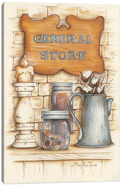 General Store Canvas Art Print