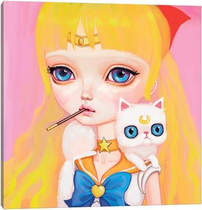 Sailor Venus Canvas Art Print