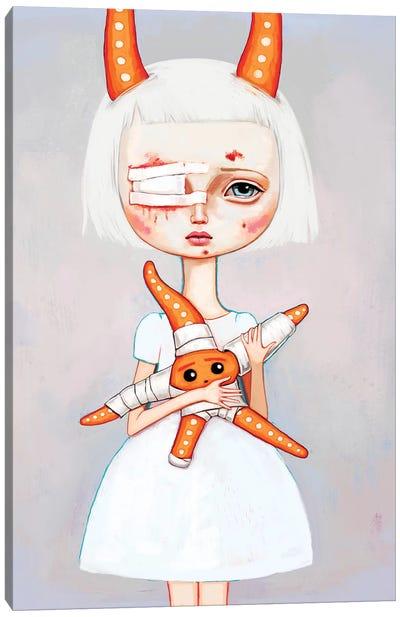 Starfish Nurse Canvas Art Print