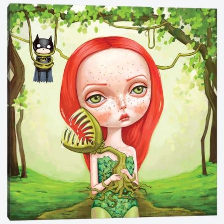 Poison Ivy Canvas Print #MSC22} by Melanie Schultz Canvas Artwork