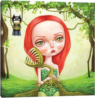 Poison Ivy Canvas Art Print