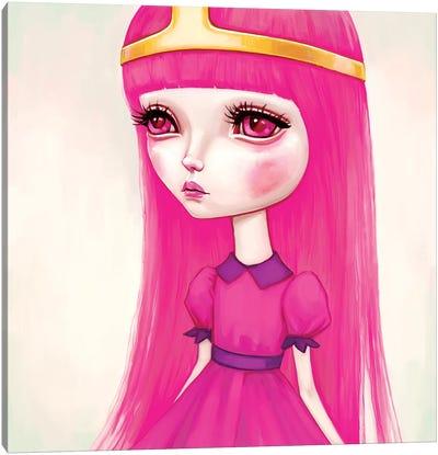 Adventure Time - Princess Bubblegum Canvas Art Print