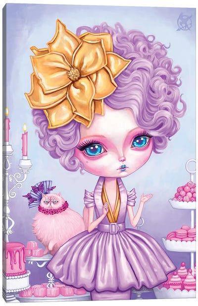 Effie Trinket Canvas Art Print