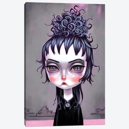 Lydia Deetz Canvas Print #MSC39} by Melanie Schultz Canvas Art Print