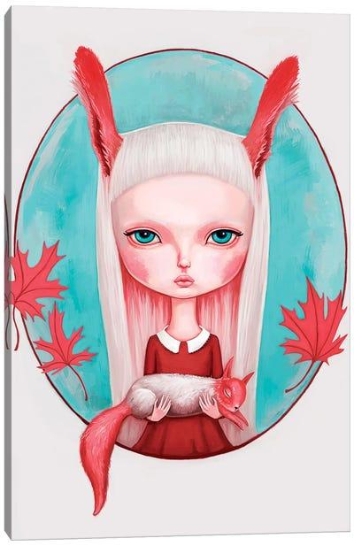 Autumn Canvas Art Print