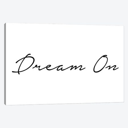 Dream On Canvas Print #MSD77} by Mambo Art Studio Canvas Art Print