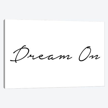 Dream On Canvas Print #MSD77} by Mambo Art Studio Canvas Art Print