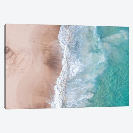 Beach Photo Canvas Print #MSD81} by Mambo Art Studio Canvas Art Print
