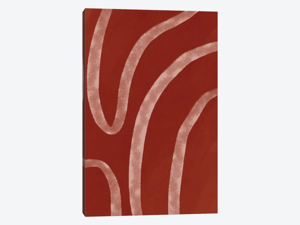 Abstracto 06 by Mambo Art Studio 1-piece Canvas Wall Art