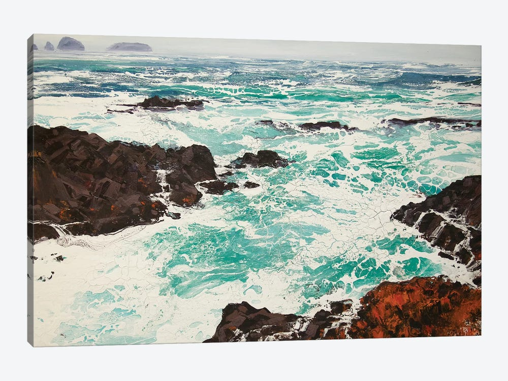 Iona XI by Michael Sole 1-piece Canvas Print