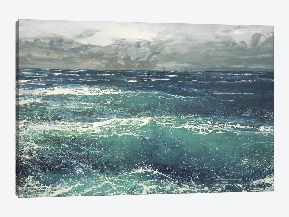 March Gale V by Michael Sole 1-piece Canvas Artwork