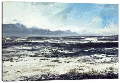 Monmouth Beach I Canvas Art Print