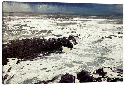 North Devon (Sketch) Canvas Print #MSE25