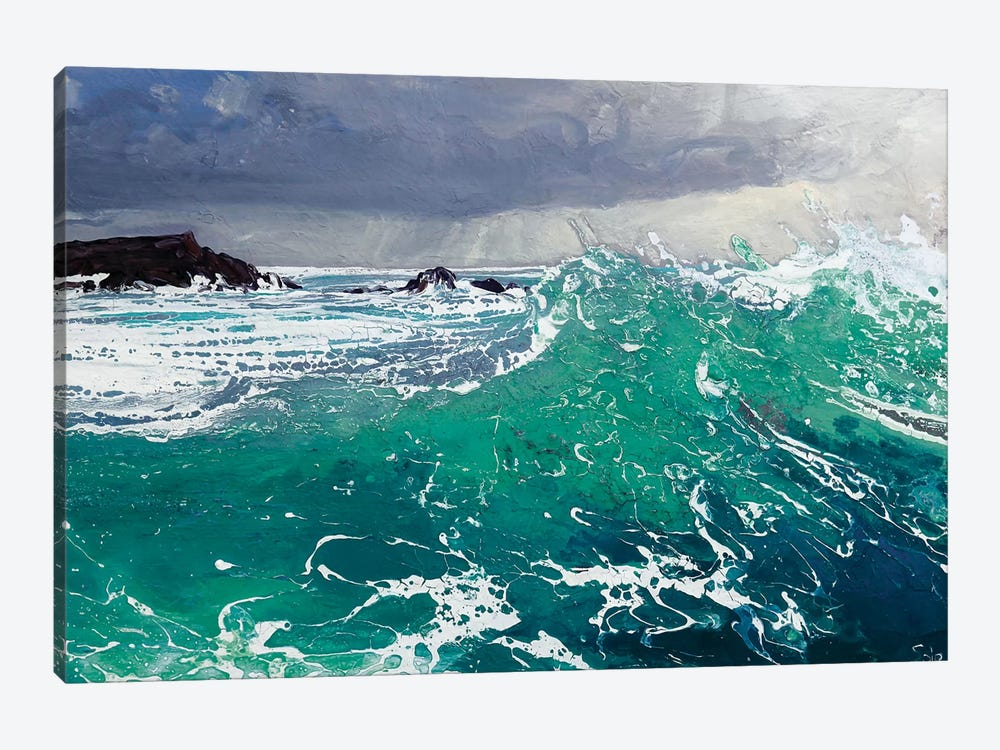 North Westerly II by Michael Sole 1-piece Canvas Artwork