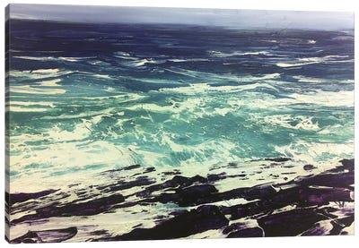 Peninsular I (Sketch) Canvas Art Print