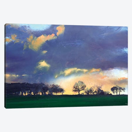 Rocombe Canvas Print #MSE33} by Michael Sole Canvas Print