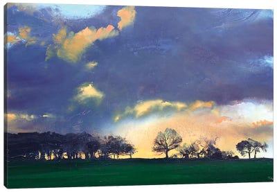 Rocombe Canvas Art Print