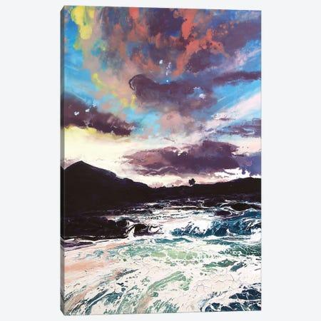 Sligachan Canvas Print #MSE40} by Michael Sole Canvas Artwork