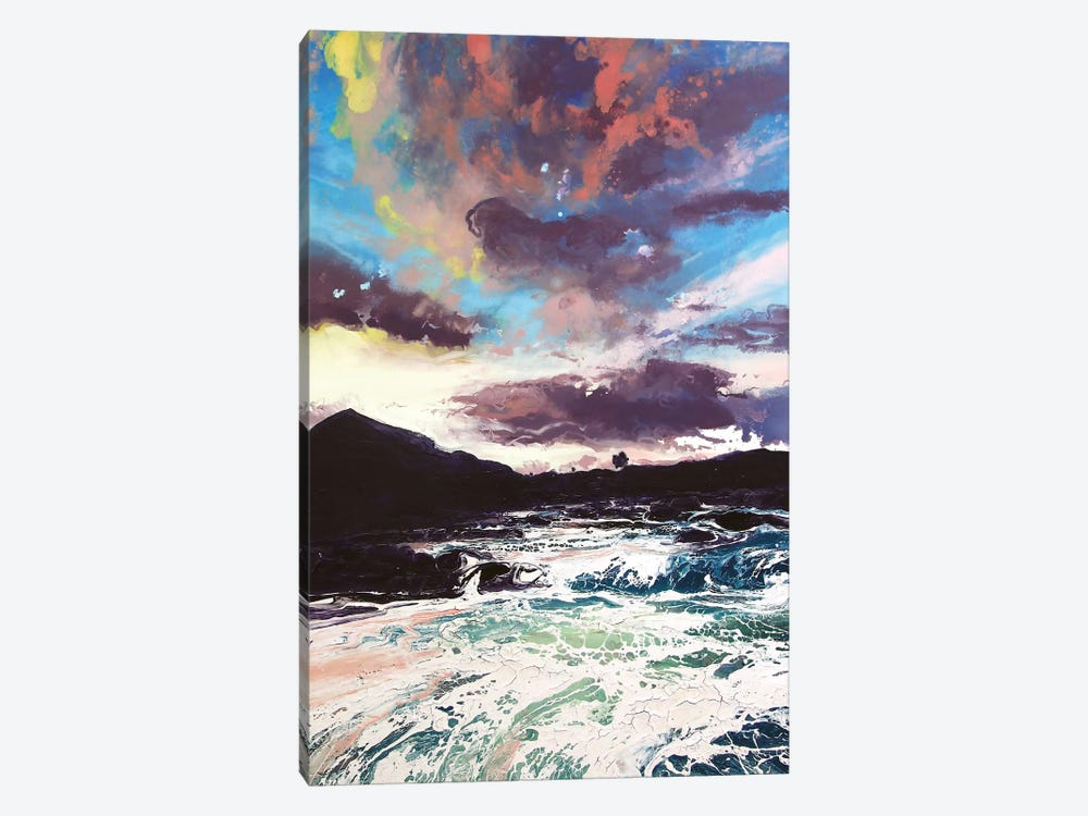 Sligachan by Michael Sole 1-piece Canvas Print
