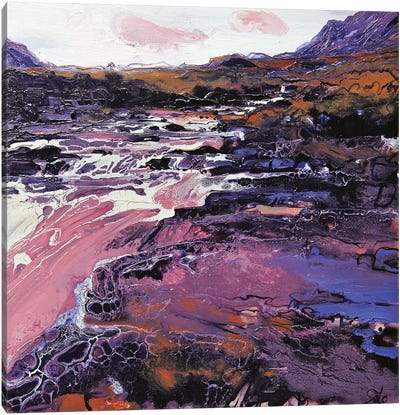 Sligachan VIII Canvas Art Print
